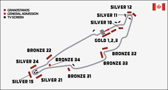 и туры на гонки Формула-1